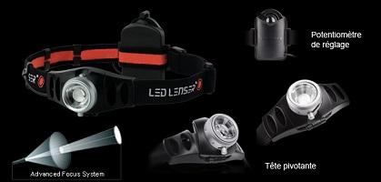 De Trail RunningPetzlSilvaLed Lampes Lenser Test Frontales RA4j35L